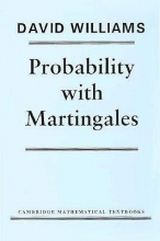 David, Ph.D. Williams Probability with Martingales