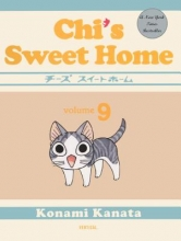 Kanata, Konami Chi`s Sweet Home, Volume 9