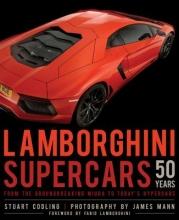 Stuart Codling Lamborghini Supercars 50 Years