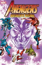 Stern, Roger Avengers Absolute Vision 2