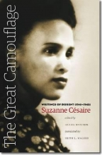 Cesaire, Suzanne The Great Camouflage