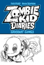 Perry, Fred Zombie Kid Diaries