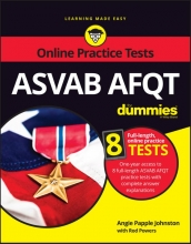 Johnston, Angie Papple ASVAB AFQT for Dummies