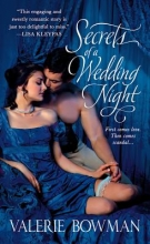 Bowman, Valerie Secrets of a Wedding Night