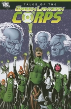 Barr, Mike Tales of the Green Lantern Corps