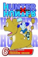 Togashi, Yoshihiro Hunter X Hunter, Vol. 6