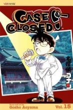 Aoyama, Gosho Case Closed 15