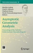 Monika Ludwig,   Vitali D. Milman,   Vladimir Pestov,   Nicole Tomczak-Jaegermann Asymptotic Geometric Analysis