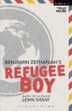 Zephaniah, Benjamin Refugee Boy