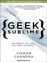 Chandra, Vikram Geek Sublime