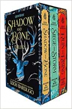 Leigh bardugo , Shadow and bone pb slipcase