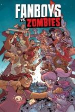 Houghton, Shane Fanboys vs. Zombies