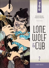 Kojima, Goseki,   Warner, Chris Lone Wolf and Cub Omnibus 2