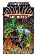 Larsen, Erik Savage Dragon Archives Volume 6