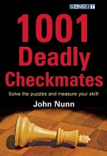 Nunn, John 1001 Deadly Checkmates