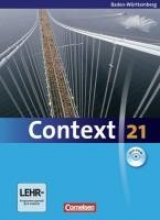 Whittaker, Mervyn,   Tudan, Sabine,   Spranger, Sieglinde,   Petschl, Kerstin Context 21. Schülerbuch mit DVD-ROM. Baden-Württemberg