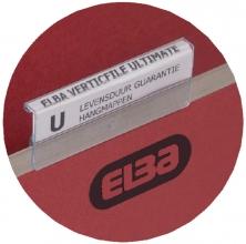 , Ruiters Elba tbv vertifile hangmappen 65mm transparant