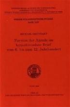 Grünbart, Michael Formen der Anrede im byzantinischen Brief vom 6. bis zum 12. Jahrhundert