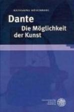 Münchberg, Katharina Dante. Die Möglichkeit der Kunst