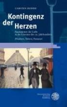 Rohde, Carsten Kontingenz der Herzen