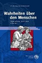 Wuthenow, Ralph-Rainer Wahrheiten über den Menschen