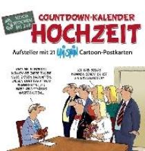 Stein, Uli Countdown-Kalender Hochzeit