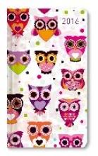 Ladytimer Slim Owls 2016