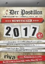 Sichermann, Stefan Der Postillon +++ Newsticker +++ 2017