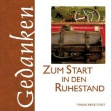 Zum Start in den Ruhestand