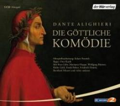 Dante Alighieri Die gttliche Komdie. 5 CDs