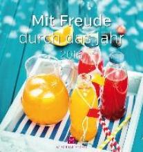 Mit Freude durch das Jahr 2016 Postkartenkalender