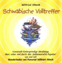 Albeck, Wilfried Hörbuch-CD, Schwäbische Volltreffer