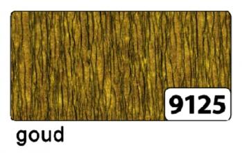 , Crepepapier Folia rol 250x50cm nr9125 goud