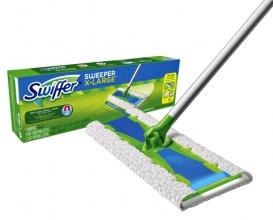 , Swiffer starterkit XXL met 8 droge doekjes