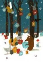 Pin, Isabel Weihnachten bei den Tieren im Wald