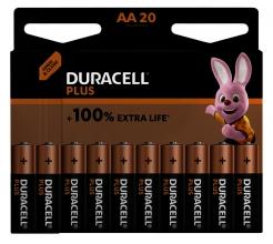, Batterij Duracell Plus 20xAA
