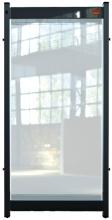 , Bureauscherm Nobo modulair doorzichtig PVC 400x820mm