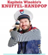 , Kapitein Winokio's Knuffel-handpop