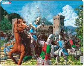 Larsen puzzel - Ridders 2 - FL5