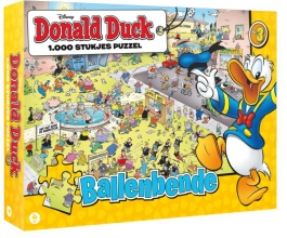 , Donald Duck puzzel 3