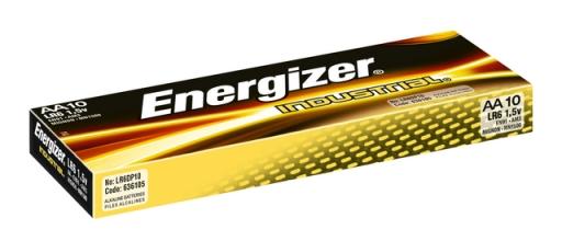 , Batterij Industrial AA alkaline doos à 10 stuks
