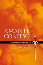 Ward, J. R. Amante confesoLover Revealed