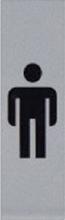 , Infobord pictogram heer 165x44mm