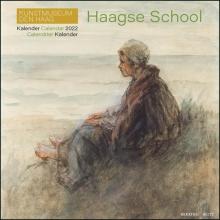 , Haagse School maandkalender 2022