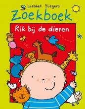 Liesbet Slegers , Zoekboek Rik bij de dieren