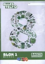 , Alles telt Q blok 1 t/m 6 groep 8 Basiswerkschrift