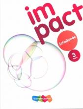 Peter  Haadsma Impact Scheikunde 3 havo leer/werkboek