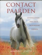 Margrit Coates , Contact met paarden