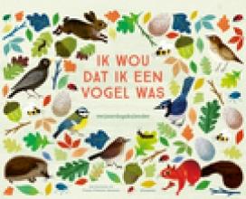 Diverse auteurs , Verjaardagskalender Ik wou dat ik een vogel was