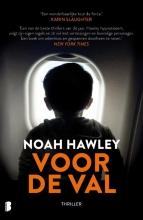 Noah  Hawley Voor de val